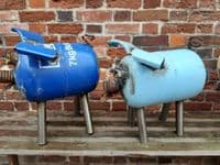 Gas Bottle Pigs...... SOLD
